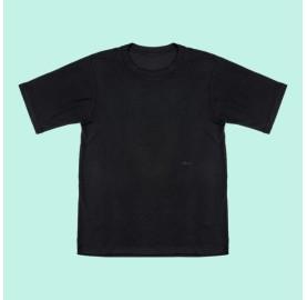 T-Shirt naturel manche homme SEVE matier naturelle Micromodal