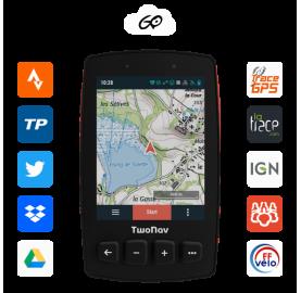 TRAIL 2 Bike GPS Montagne-Vélo-VTT TWONAV