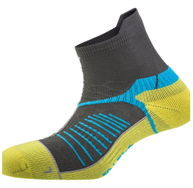 Chaussette courte ULTRA TRAINER SOCK SALEWA ultra respirante douce