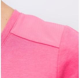 ALPINE HEMP W T-SHIRT SALEWA coton et chanvre - frais - sans odeur