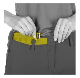 AGNER ORVAL 2 DST W REG PNT SALEWA ceinture plate pantalon déperlant