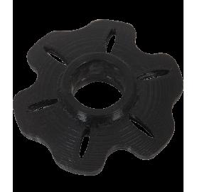 B-LIGHT SAPHIR ALU/CARBONE GUIDETTI rondelles 50 cm fournie avec baton de randonnée