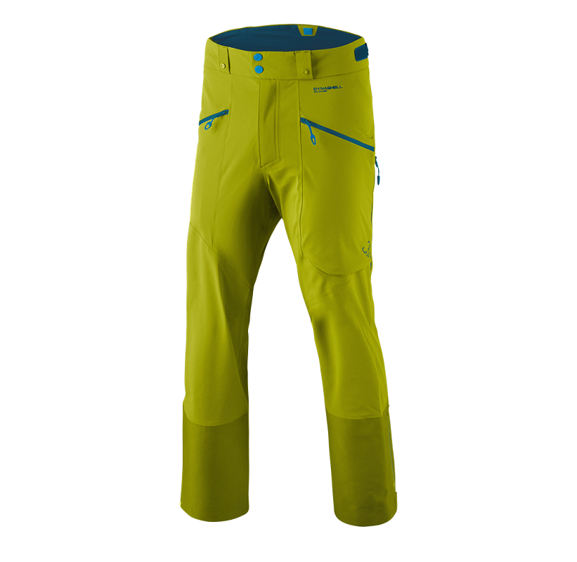 BEAST HYBRID M PANT DYNAFIT pantalon ski randonnée souple iperméable sur les cuisses confort action