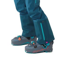 BEAST HYBRID W PANT DYNAFIT pantalon ski de randonnée femme avec chaussure de ski