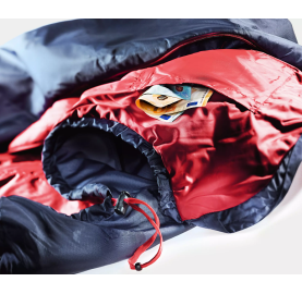 DREAMLITE DEUTER sac de couchage synthétique 500 gr ultra compact poche