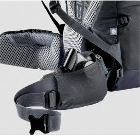 AIRCONTACT 50+10 SL DEUTER sac à dos femme ceinture confort