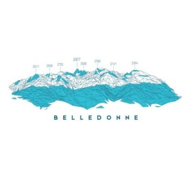 BELLEDONNE M MASHERBRUM tee-shirt homme massif de Belledonne douceur et confort eco friendly randonnée voyage escalade