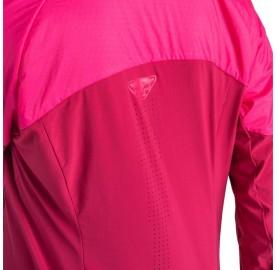 TRANSALPER HYBRID POLARTEC® ALPHA FEMME DYNAFIT veste coupe-vent ventilation dans le dos