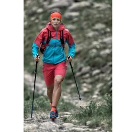 TRANSALPER LIGHT 3L JACKET W DYNAFIT veste femme ultra light imperméable respirante marche nordique