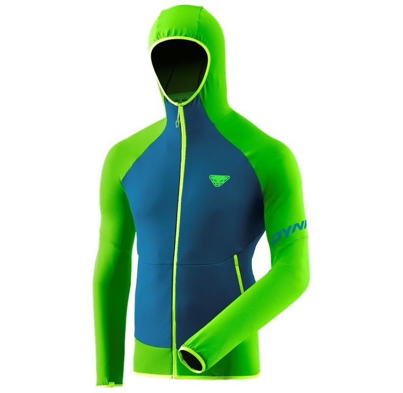 TRANSALPER LIGHT POLARTEC® HOODY M DYNAFIT sèche vite juste chaude ski de randonnée printemps