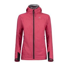 ENERGY 3 HOODY JACKET WOMAN MONTURA Veste imperméable femme Solide - Compressible - Respirante