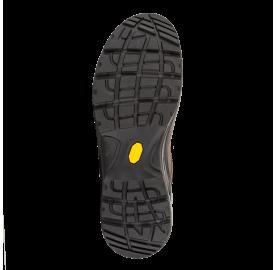 AKU Chaussure cuir TRIBUTE 2LTR M chaussure pelerinage et moyenne montagne semelle VIBRAM
