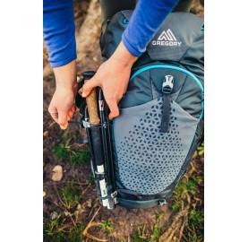 JADE 28 Small  GREGORY sac à dos randonnée femme dos court porte batons