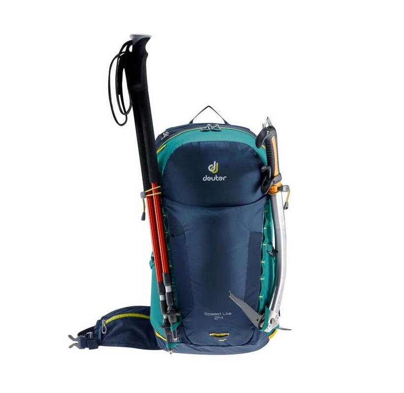 SPEED LITE 24 DEUTER sac à dos randonnée 24 litres 770 gr Confort  porte baton porte piolet