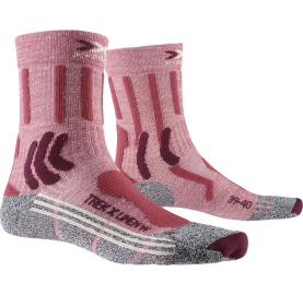Chaussette femme lin TREK X LINEN X-SOCKS® fraiche douce confort