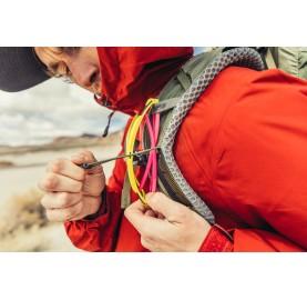 PARPARAGON 58 GREGORY Sac à dos trekking 58 litres porte lunette sur la bretelle