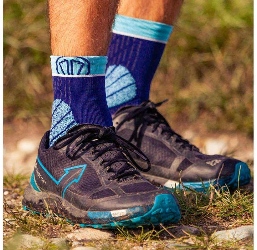 TRAIL PROTECT SIDAS Chaussette courte idéale en basket de randonnée
