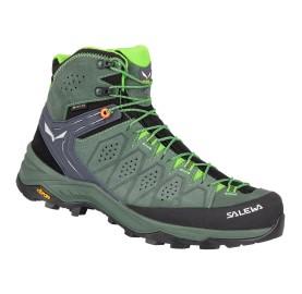 Chaussure randonnée mid Homme Moyenne montagne grande randonnée MS ALP TRAINER 2 MID GTX SALEWA