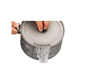 SIGMA POT INOX 3,7 litres SEA TO SUMMIT  casserole acier Couvercle-passoire