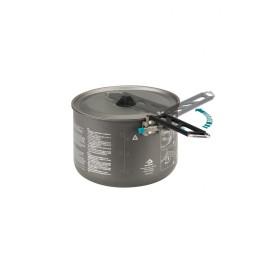 SIGMA POT INOX 3,7 litres SEA TO SUMMIT  casserole acier casserole anche ergonomique en silicone