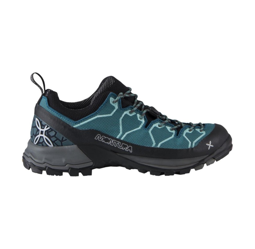 YARU AIR WOMAN MONTURA Chaussure Femme pour la randonnée pédestre aérée souplesse accroche