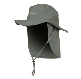 KLILUK CHAPEAU TERNUA chapeau large bord léger compressible