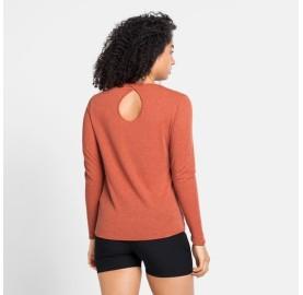 HALDEN LINENCOOL T-SHIRT ML W ODLO Tee-shirt manche longue sport Femme  - Fraîcheur et douceur naturelle