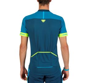 T-shirt VTT RIDE FULL ZIP pour Homme DYNAFIT