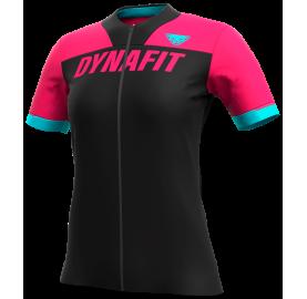 T-shirt VTT RIDE FULL ZIP pour Femme DYNAFIT