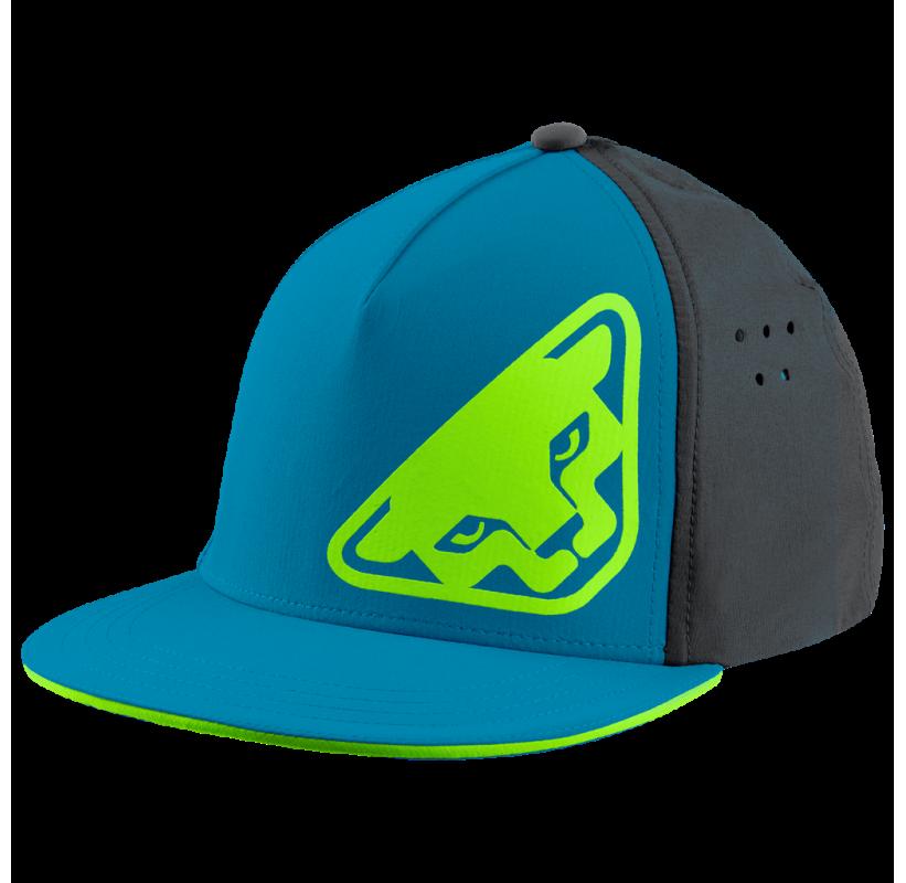 TECH TRUCKER CAP DYNAFIT casquette DYNAFIT ultra light bleu et vert