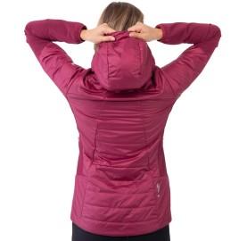 ORTLES HYBRID TW CLT W JKT SALEWA  Micro Doudoune laine femme chaleur régulation compression