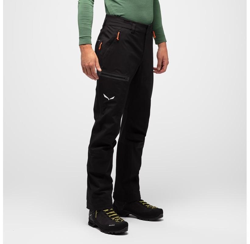 Pantalon solide, imperméable, coupe-vent et résistant à l'abrasion- Régulant SELLA RESPONSIVE PANT SALEWA