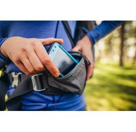 Sac à dos JADE 33 GREGORY femme poches ceinture pour téléphone