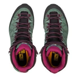 WS ALP TRAINER 2 MID GTX SALEWA chaussures femme randonnée laçage  long