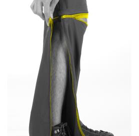 PUEZ 2 DST M 2/1 PANT SALEWA Le pantalon Puez 2/1 transforme en short