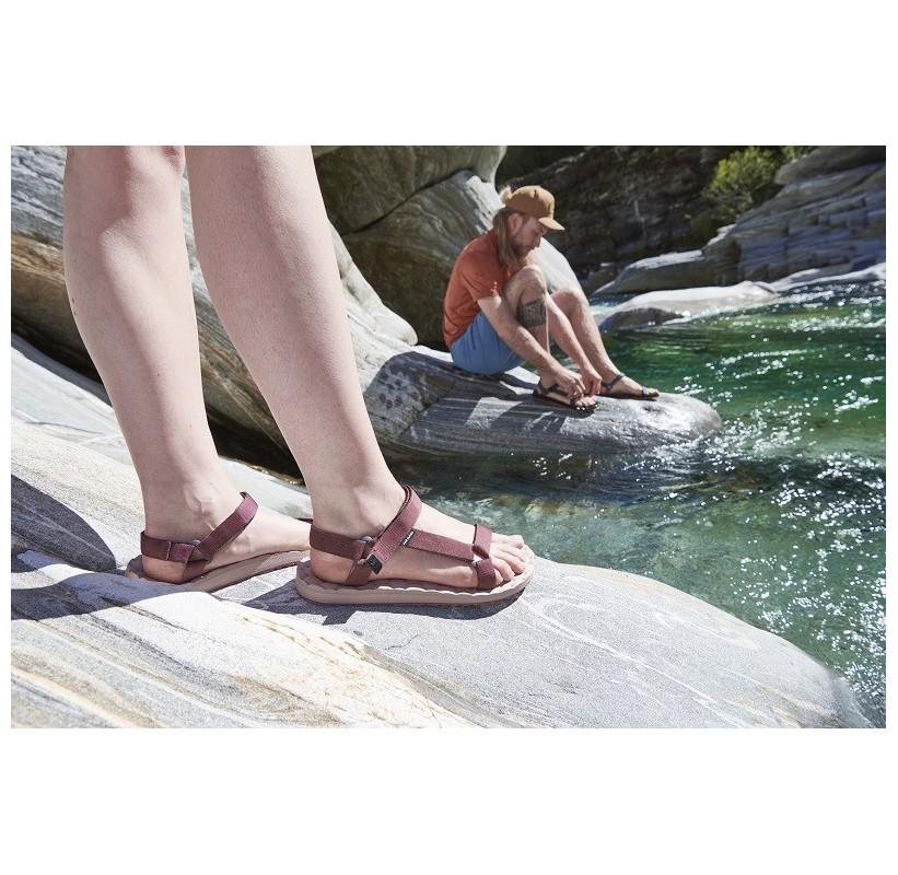 Sandale de randonnée voyage , légère et waterproof TRAIL LIZARD