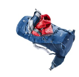 AIRCONTACT 50+10 SL DEUTER sac à dos femme ouverture valise