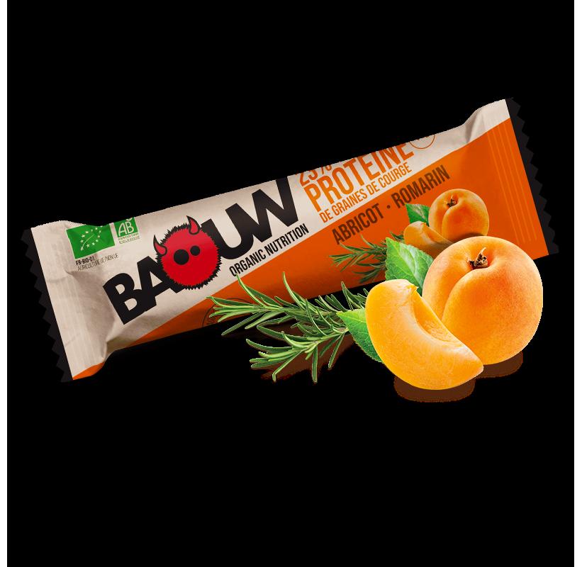 Nouvelle barre proteinée Baouw bio et vegan
