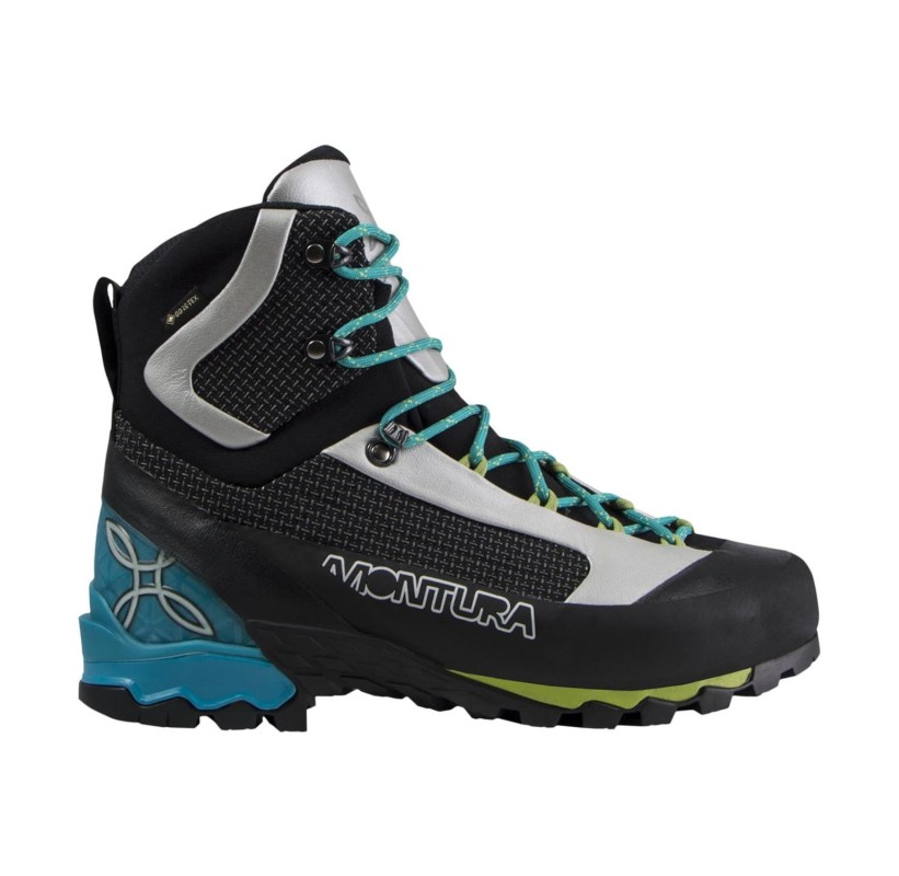 Chaussure d'alpinisme femme, made in europe