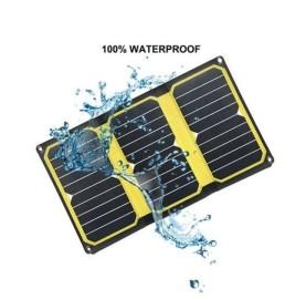 Chargeur solaire pliable, puissant et robuste SUNMOOVE
