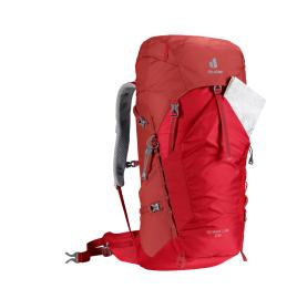 SPEED LITE 26 DEUTER sac de randonnée été et hiver ultra light porte carte