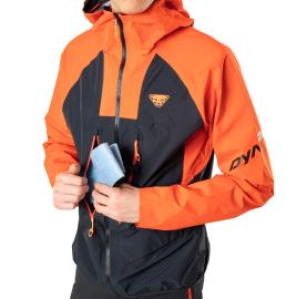 Veste Homme Gore-Tex Active Compressible - Imperméable - Ultra respirante TLT GTX M DYNAFIT