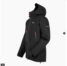 W PELMO CONVERTIBLE JACKET SALEWA Veste femme 3 en 1 veste imperméable et veste polaire combinée