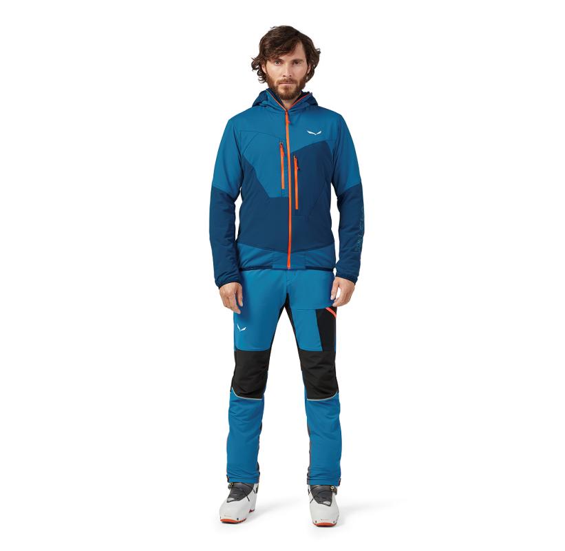Doudoune sport Homme ski de rando - Ski alpinisme - Alpinisme été Respirante Thermorégulation  Compressible