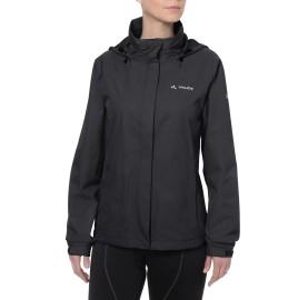 Veste de pluie pour Femme légère pour la randonnée à pied ou en vélo