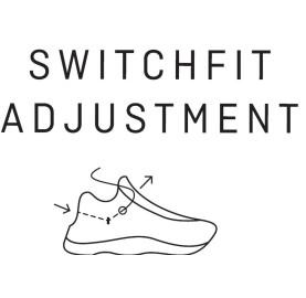 passer du mode rando au mode escalade avec le switchfit adjustment