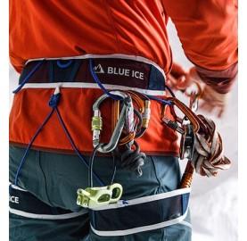 Baudrier ultraléger, aux cuisses ouvrables, pour l'alpinisme technique, les sorties en style alpin ou les grandes voies