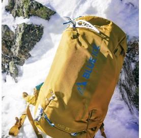 Sac à dos 25 litres de ski de randonnée et alpinisme YAGI 25 L BLUE ICE