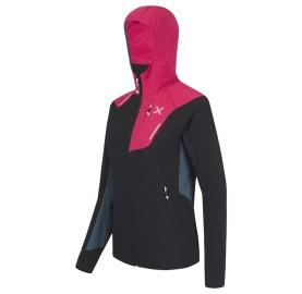 Veste femme coupe-vent chaude respirante solide ski de rando STYLE JACKET W MONTURA