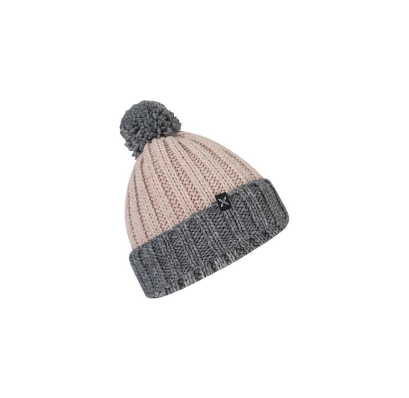 DEEP CAP MONTURA bonnet pomppon laine et polaire